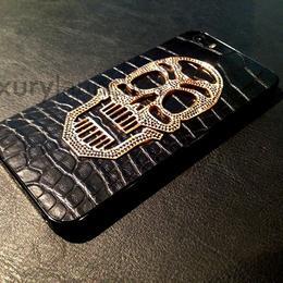iPhone 5S украсили бриллиантовым черепом