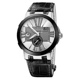 Ulysse Nardin Executive Dual Time 243-00/421