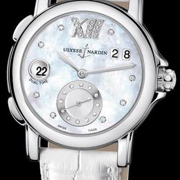 Ulysse Nardin  Executive Dual Time Lady 243-22/391