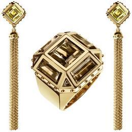 Louis Vuitton взялись за изготовление ювелирных украшений «от кутюр»
