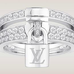 Три самых потрясающих кольца из коллекции Fine Jewelry от Louis Vuitton