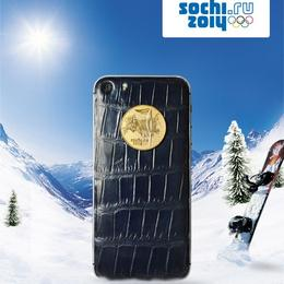 iPhone 5s Sochi Edition за 2014 евро