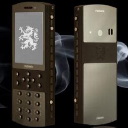 Эксклюзивный телефон из авиационного алюминия Стелс