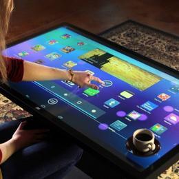 Журнальный столик на платформе Android