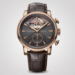 Arnold & Son представили новую модель хронографа Royal Tec1 Tourbillion