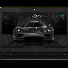 Игровой ноутбук Razer Blade Koenigsegg – ошеломляет, но не продается
