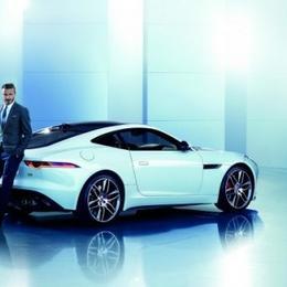 Дэвид Бекхем – новое лицо Jaguar