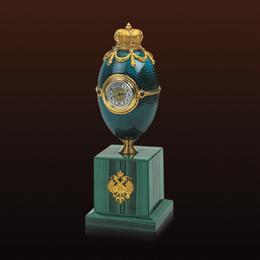 Часы в стиле Фаберже