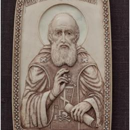 Святой преподобный Александр Свирский чудотворец
