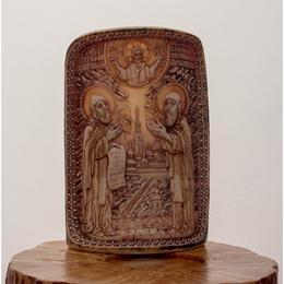 Святой преподобный Сергий и Герман Валаамские