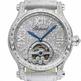 Chopard Happy Sport: часы и бриллианты