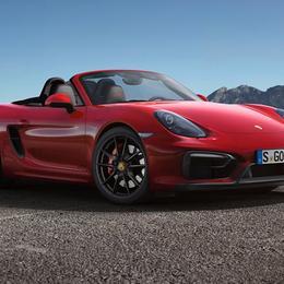 Porsche представляет модели Boxster GTS и Cayman GTS