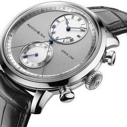 Arnold & Son представили первый в мире хронограф с пульсирующими стрелками