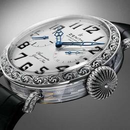 Zenith Pilot Type 20 Grand Feu – часы, излучающие стиль и дизайн