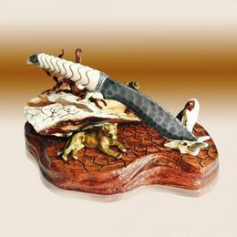 """Кабинетный нож """"Африка"""""""