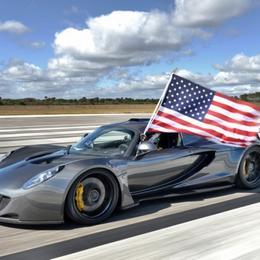 Самое быстрое авто Hennessey Venom GT уже продано за $ 1,25 млн