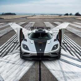 Hennessey Venom GT – самая быстрая модель в мире
