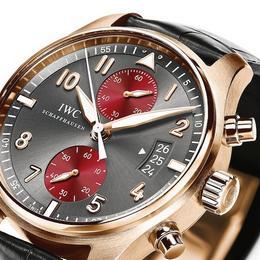 IWC Partners и кинофестиваль Tribeca выставляют на аукцион единственные в своем роде часы