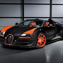 Bugatti запускает продажи автомобили с пробегом для вторых владельцев Veyron