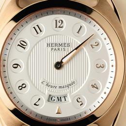 Часы Hermes Dressage L'heure Masqee – современная классика