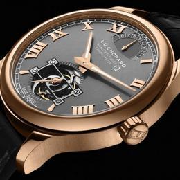 Chopard Luc Tourbillion QF Fairmined – первые в мире часы из добытого золота