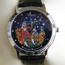 """Часы """"Ученый звездочет"""""""
