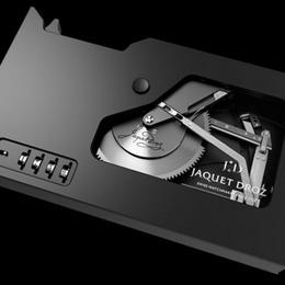 Jaquet-Droz создает футуристическую машину для подписей