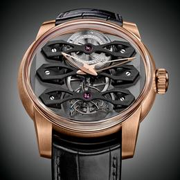 На Baselworld представлена новая версия Girard-Perregaux's Neo-Tourbillon with Three Bridges
