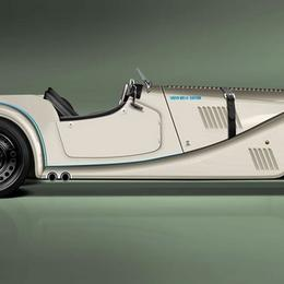Morgan представляет Plus 8 Speedster по цене $ 120000