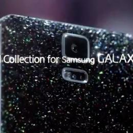 Samsung Galaxy S5: ограниченный выпуск с кристаллами Swarovski уже в следующем месяце