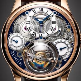 Zenith Academy Christophe Colomb Hurricane Revolucion – часы, отдающие дань трем знаковым революционерам Южной Америки