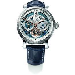 Grieb & Benzinger запускает в производство часы Blue Merit Tourbillion, работающие на базе калибра Pour Le Merit