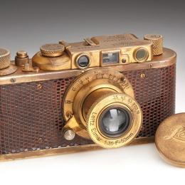100 редких моделей Leica выставлены на аукцион