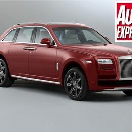 Rolls Royce заявил о выпуске первого внедорожника, намеченного на 2017 год