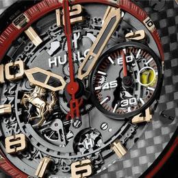 Hublot Big Bang Ferrari Russia: бренд отмечает десятилетие итальянской марки в стране