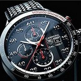Tag Heuer празднует начало F1, выпустив три особых хронографа