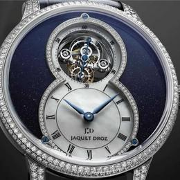 Официальный выход часов Jaquet Droz Grande Seconde Tourbillion Aventurine