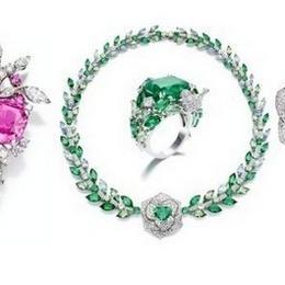 Цветочные украшения: коллекция Piaget's Rose Passion