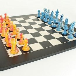 Подарок ко дню отца: шахматы Luxury Art от Purling London
