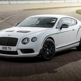 Continental GT3-R: самый быстрый автомобиль от Bentley