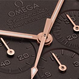 Omega выпустил ограниченный тираж модели Speedmaster к 45-летней годовщине высадки «Аполлон-11» на Луну