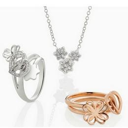 Романтичная коллекция Emblem Ladies Fine Jewelry от Montblanc