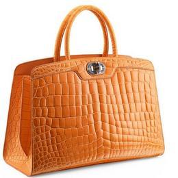 К 130-летию бренда Bvlgari выпустил сумку с замком, инкрустированным бриллиантами