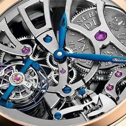 Ulysse Nardin представляет эксклюзивные часы Skeleton Tourbillon Manufacture