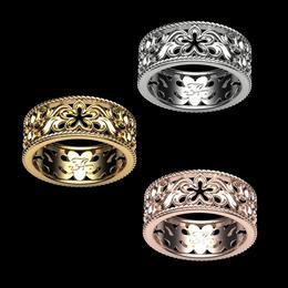 Цветочные кольца