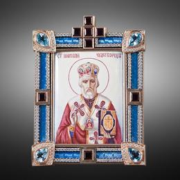 Настольная икона «Святой Николай Чудотворец»