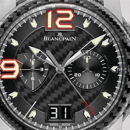 Blancpain L-Evolution R Flyback: соединение высоких технологий и стиля