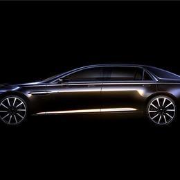 Aston Martin планирует вновь запустить в производство легендарную модель Lagonda – эксклюзивно для Ближнего Востока