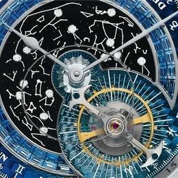 Jaeger-Lecoultre представляет новые часы Master Grande Tradition Grande Complication, выпущенные ограниченным тиражом