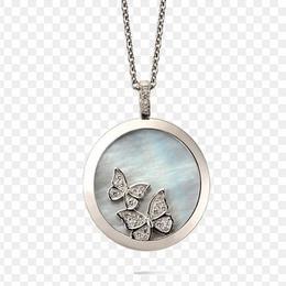 Carrera B. Mariposas Mother-of-Pearl & Diamonds